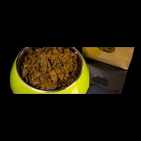 Kép 2/3 - szárított kacsahús és gyógynövények