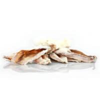 Kép 1/2 - szárított nyúlfülek szőrrel kutyáknak