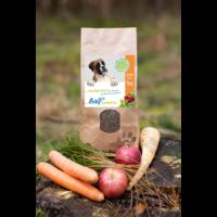 Kép 1/2 -   szárított lóhús gyümölccsel és zöldséggel