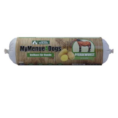 Lóhús burgonyával - 75g, 90% hústartalommal
