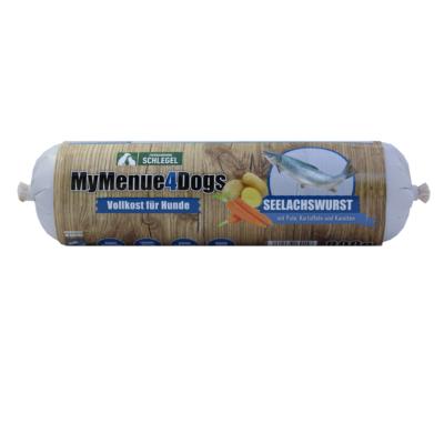 MyMenu4Dogs - Lazacos, pulykás húsrolád